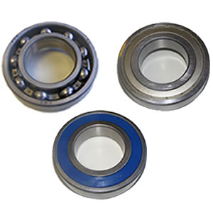 HPC Gears  Shafts & Bearing: Ball Bearings