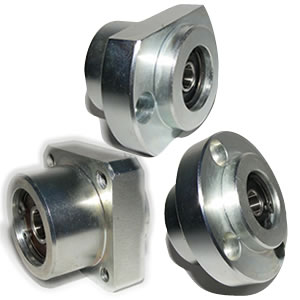 HPC Gears  Shafts & Bearings: Double Housed Bearing Assembly