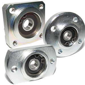 HPC Gears  Shafts & Bearings: Single Housed Bearing Circlip